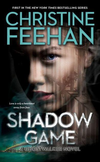 Shadow Game GhostWalkers 1 by Christine Feehan