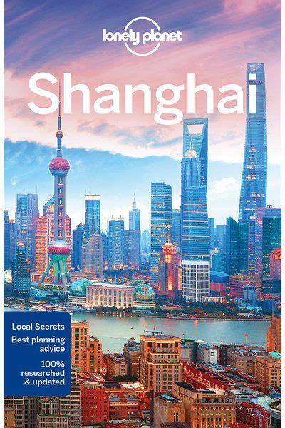 Shanghai Travel Guide A Complete Guidebook for