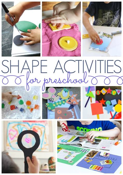 Shapes Theme Page Shapes at EnchantedLearning