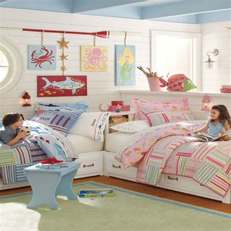 Shared Children s Bedroom Ideas The Spruce