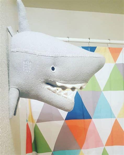 Shark Head Wall D cor Pillowfort Target