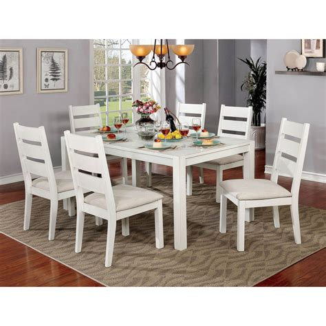 Shattuck Dining Table Transitional Outdoor Dining