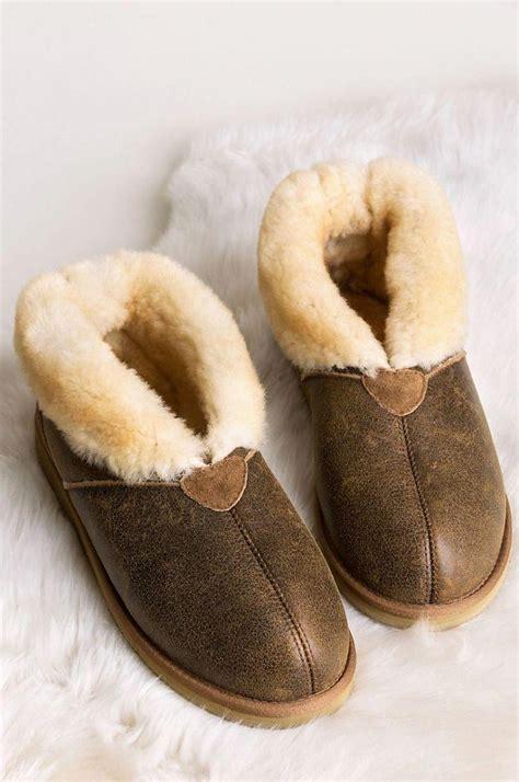 Sheepskin Boots Slippers Australian Merino Shearling