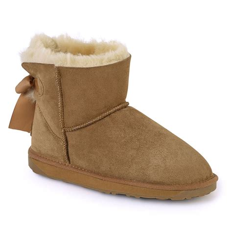 Sheepskin Slippers and Boots Just Sheepskin