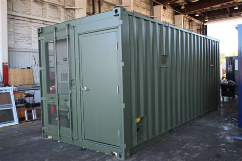 Shipping Storage Container Modifications Customization