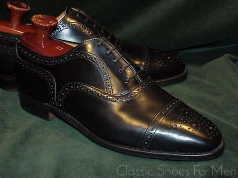 Shipton and Heneage Oxfords Full Brogues Half Brogues