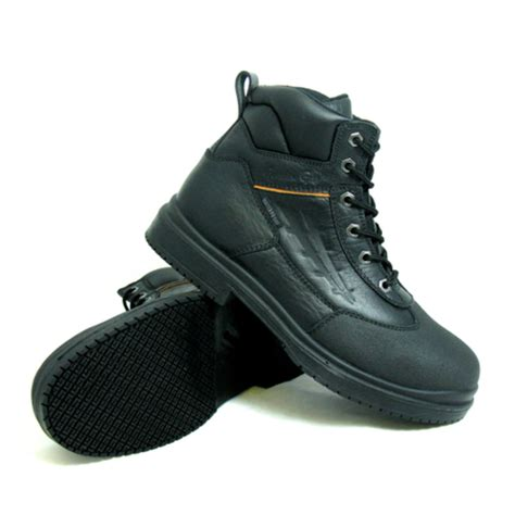 Shoe Size 9 Genuine Grip Men s Boots Steel Toe Kmart