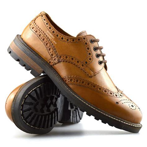 Shoe Size Introduction Brogue Shoes