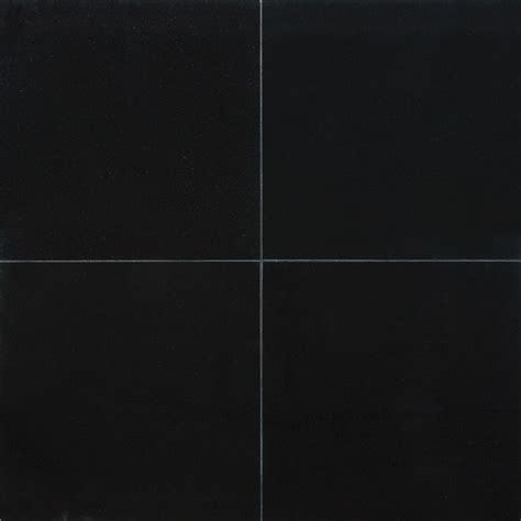 Shop Anatolia Tile Absolute Black Granite Floor and Wall