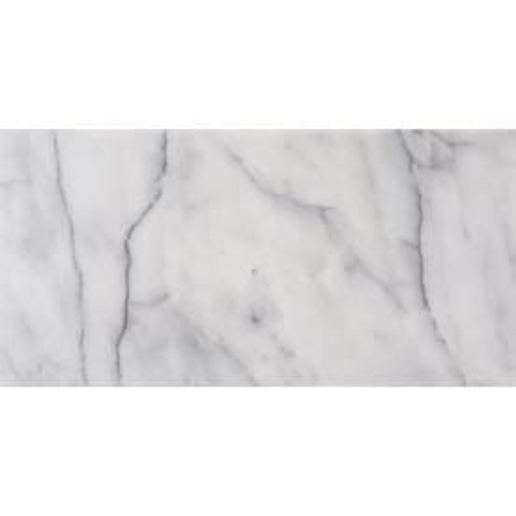 Shop Anatolia Tile Bianco Glacier Marble Floor and Wall