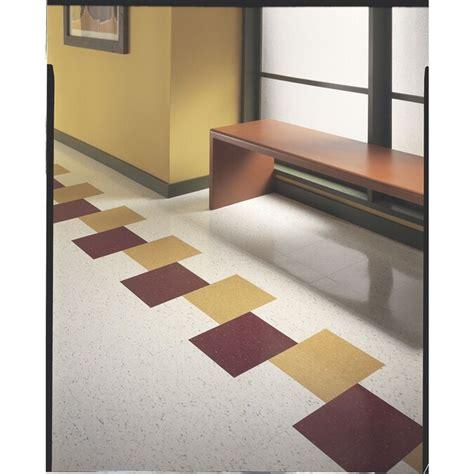 Shop Armstrong Flooring Multicolor 45 Piece 12 in X 12 in
