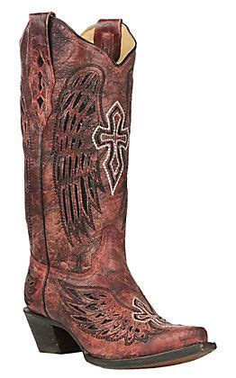 Shop Corral Boots Free Shipping on Boots Cavender s