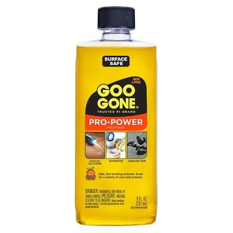 Shop Goo Gone 8 fl oz Indoor Outdoor Paint Preparation