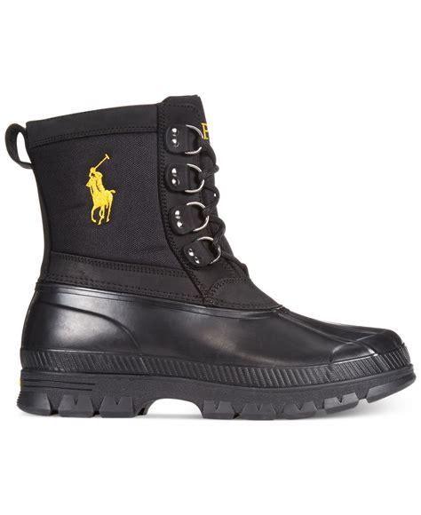 Shop Men s Polo Ralph Lauren Boots from 50 Lyst