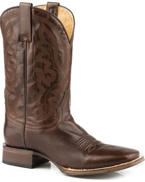 Shop Men s Roper Cowboy Rodeo Boots Free Shipping