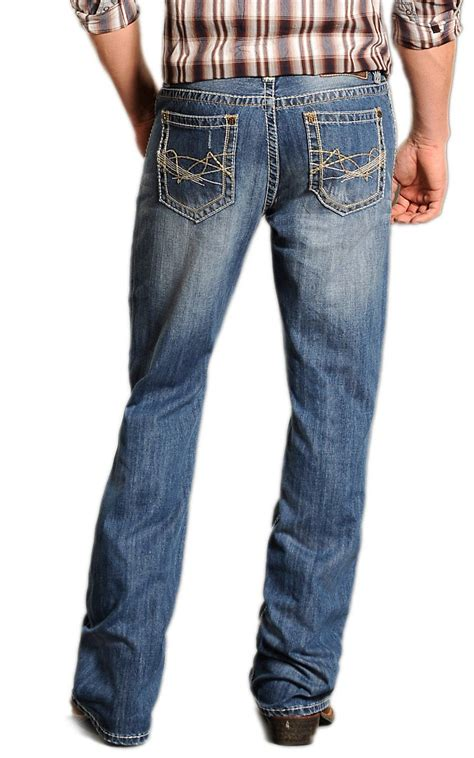 Shop Rock and Roll Cowboy Jeans for Men Cavender s