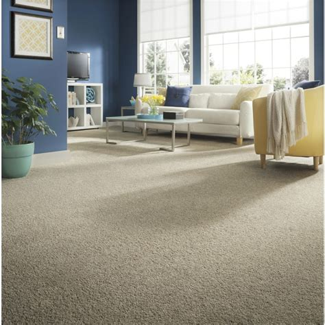 Shop STAINMASTER Essentials Stock Carpet Pale Clay