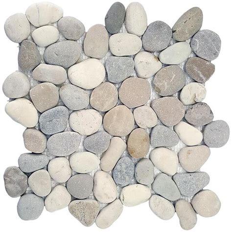 Shop Solistone River Rock Pebbles 10 Pack Pink Pebble