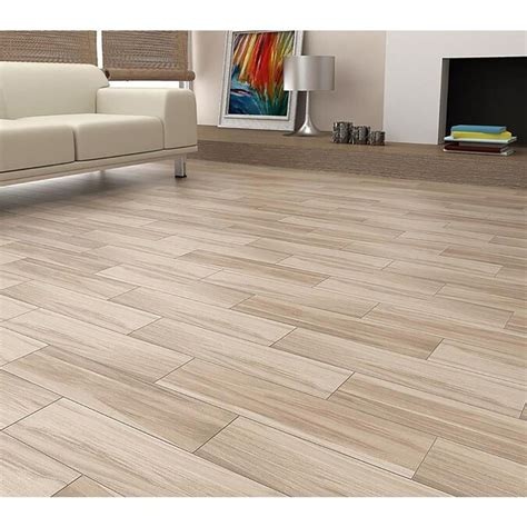 Shop Wood Look Tile at Lowes