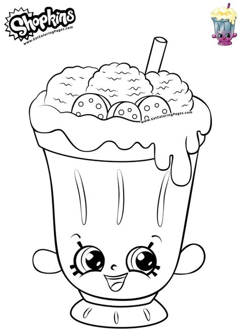 Shopkins Season 6 Coloring Pages GetColoringPages