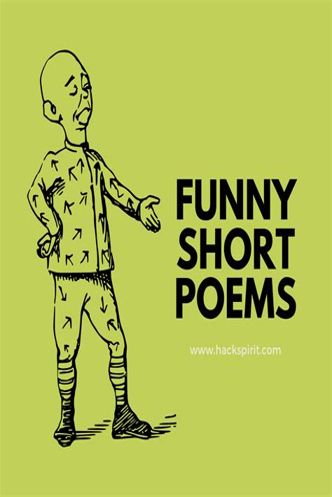 Short Funny Poems