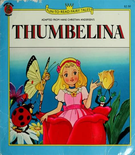 Short Stories Thumbelina by Hans Christian Andersen