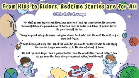Short Stories for Kids Bedtime Stories Online