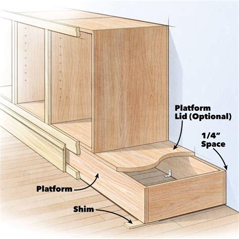 Shortcuts for Custom Built Cabinets Family Handyman