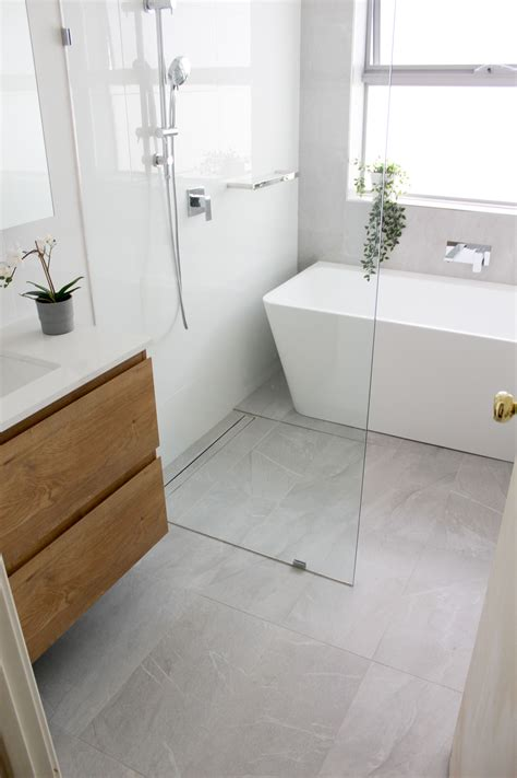 Shower Wet Room Design Small Bathroom Ideas