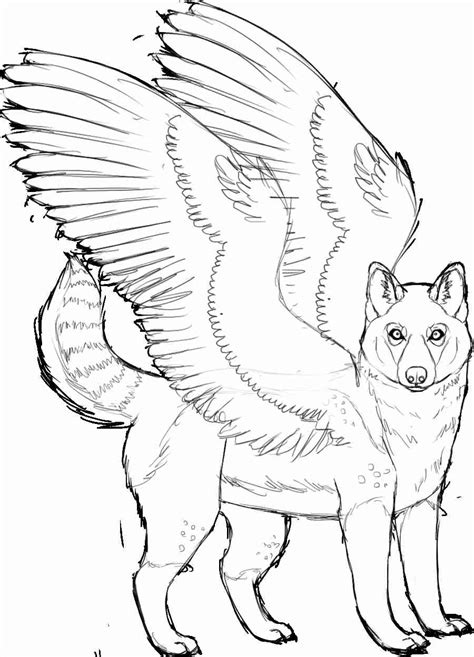 Siberian Husky Coloring Page Free Online Coloring Pages