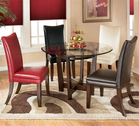 Signature Design by Ashley Charrell Round Dining Table