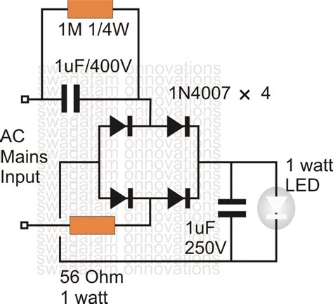 5w led driver circuit diagram 230v 5w image wiring circuit diagram of 10w led driver images circuit high voltage on 5w led driver circuit diagram