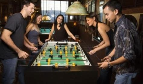 Singapore foosball pool and game table specialist