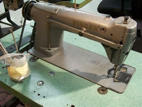 Singer Industrial Sewing Machines