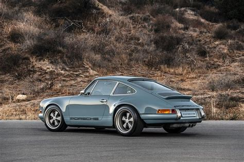 Singer Vehicle Design Restored Reimagined Reborn