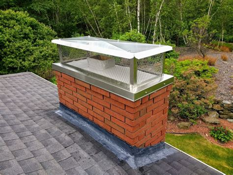 Single Multi Flue Chimney Caps and Chimney Covers