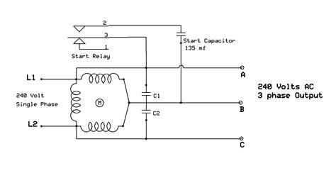 three phase converter wiring diagram images ace motor home wiring single to 3 phase converter wiring diagram
