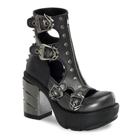 Sinister Soles Gothic Boots Gothic Shoes Demonia Shoes