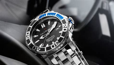 Six of the Latest Swiss Dive Watches Robb Report