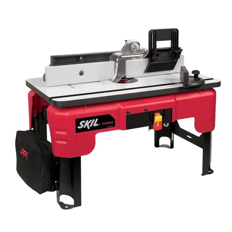Skil Router Table with Folding Leg Design RAS800 The