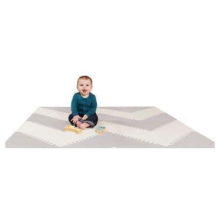 Skip Hop Playspot Geo Foam Floor Tiles Chevron Target