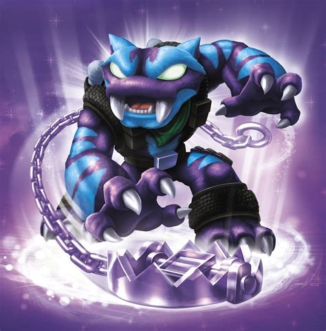 Skylanders Trap Shadow Character