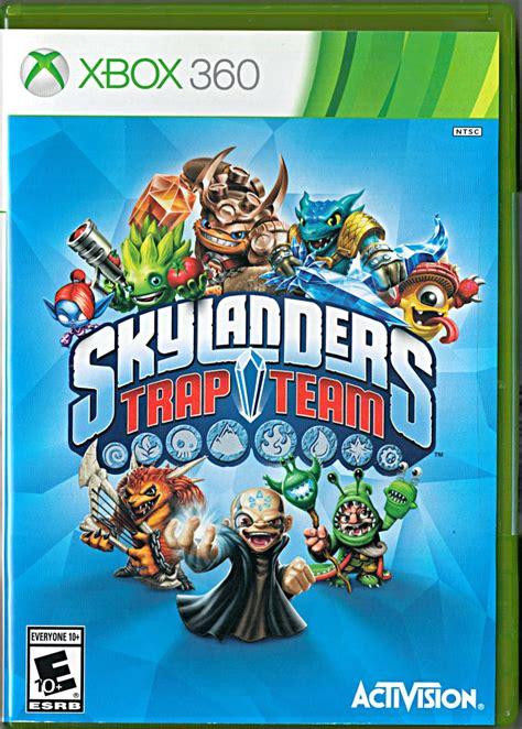 Skylanders Trap Team Video Game for Xbox 360 GameStop