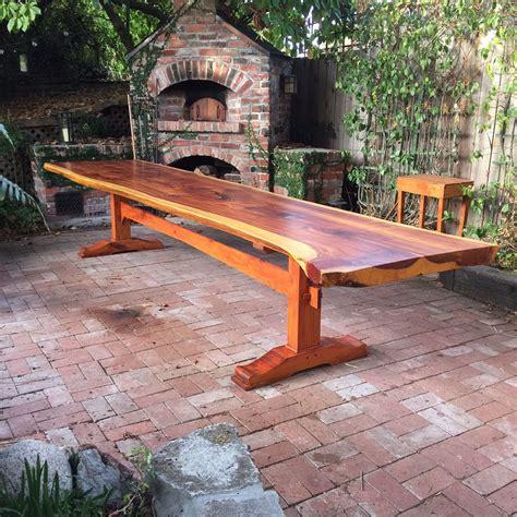Slab Dining Table eBay