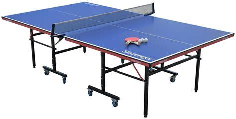 Slazenger Indoor Outdoor Foldable Table Tennis Argos