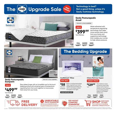 Sleep Country Canada Official Site