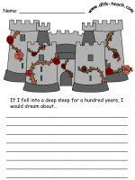 Sleeping Beauty dltk teach