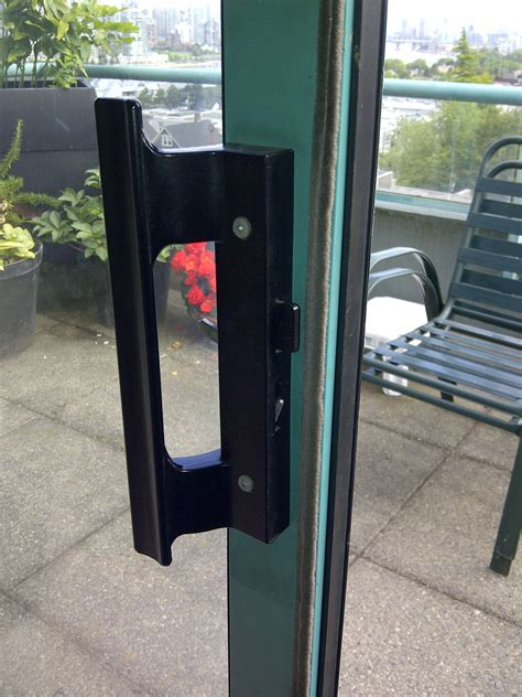 Sliding Patio Door Handle Replacement