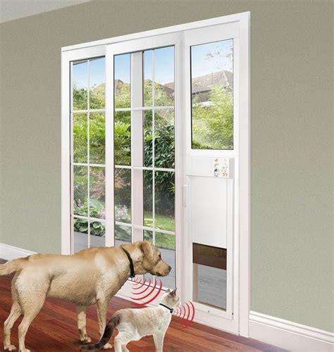 Sliding Patio Doors With Built In Dog Door