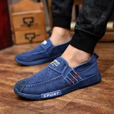 Slip on Mens Casual Shoes FREE SHIPPING shoes